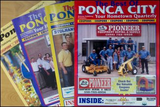 The Best Of Ponca City Quarterly Coupon Magazine