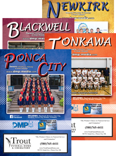 Ponca City Cover